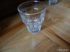 Retro Aranyozott szélű kávés pohár