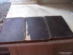 Tolnai uj Világlexikona I,II,III. kötet eladó1926-os