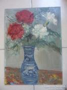 Palócz Lajos: Virágcsendélet