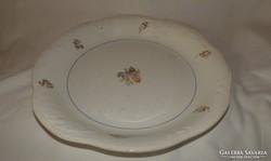 Gránit sültes tányér hatalmas 33 cm átmérő
