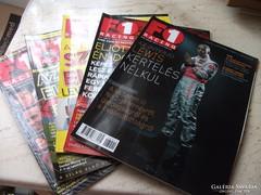 F1 Racing.A világ elsőszámú Forma-1 Magazinja.2008.01-05-ig