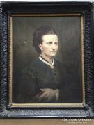 Portré az 1800-as évek elejéről
