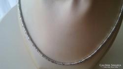 Különleges ezüst nyaklánc 925.