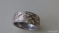 Ezüst gyűrű 925.
