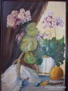 Hortenzia csendélet 1927