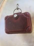 Akasztós Derékszíj táska eredeti marha bőr