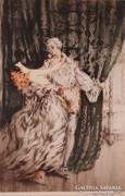 Louis Icart: Casanova