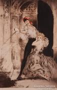 Louis Icart (1880-1950): Don Juan