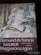 FLAMAND FRANCIA KÁRPIT MAGYARORSZÁG -ON 1980