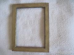 Fa képkeret , keret,képráma 28 X 21cm