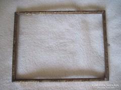 Fa képkeret , keret,képráma 33,5 X 25,5 cm