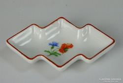 0I258 Régi ritka Zsolnay porcelán hamutál