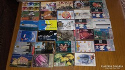 Telefonkártya gyűjtemény