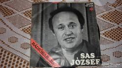 Sas József-Rádiókabaré-kislemez