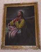Jézust ábrázoló egyházi festmény
