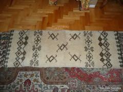 Tiszta gyapjú falvédő, Tiszta gyapjú fali kárpit, 175*62 cm