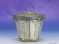 0I504 Antik cukrászati eszköz kuglóf sütő forma