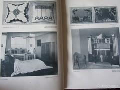 MAGYAR IPARMŰVÉSZET SZECESSZIÓ KÉZIUMUNKA 1906