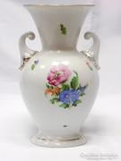 Herendi virágos váza (ZAL- Bi 25149)