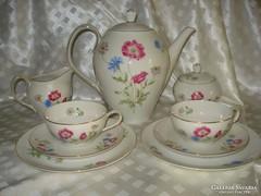 Sophienthal, Fein Bayreuth porcelán teás készlet