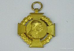 0H244 Ferencz József jubileumi kereszt kitüntetés