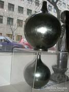 Design olaj szinű váza