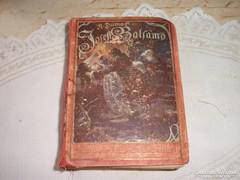 A.Dumast Josef Balsamo 1924-es könyv.