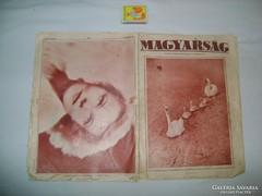 MAGYARSÁG újság - 1933
