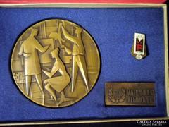 R635 Jelzett 20 éves a Mátravidéki fémművek