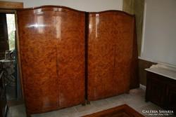 2db topolya szekrény