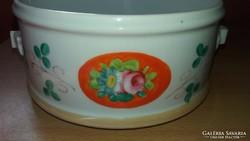 Antik porcelán ételhordó