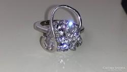 Ezüst gyűrű 925. 2/2