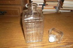 Whiskys kínáló díszüveg