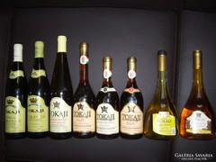 Tokaji bor 1988 - Sárgamuskotály Aszú Szamorodni Hárslevelű