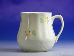 0I755 Régi Drasche porcelán öblös csupor