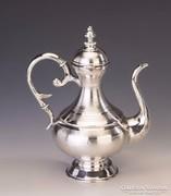 Ezüst teás-/kávéskanna