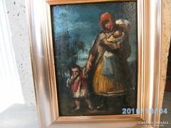 Rudnay Gyula: Anya gyermekeivel