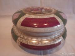 Altwien porcelán bonbonier , hibátlan