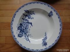 Sarreguemines  terre de ferre fajansz tányér