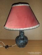 Iparművészeti retro asztali lámpa (g)