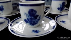 Kék rózsás csésze