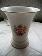Hollóházi váza 16 cm.magas