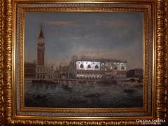Velence c. festmény
