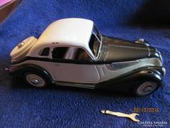 Schuco lemez autó BMW 327 kulcsos, mechanikus