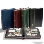 Leuchtturm PREMIUM album bélyegeknek és védőkazetta A4 64 o.