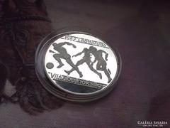 1982 labdarúgó Vb ezüst 500 Ft 28 gramm PP