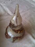 Muránói illatszeres üveg