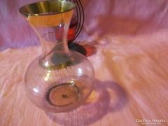 Üveg váza Á004
