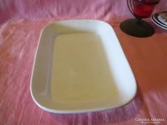 Fehér porcelán kínáló  Á005