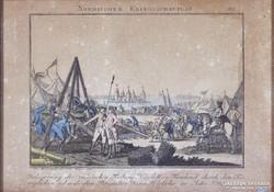 """J. R. Weinrauch : """"Nordischer Kriegschauplaz 1788"""